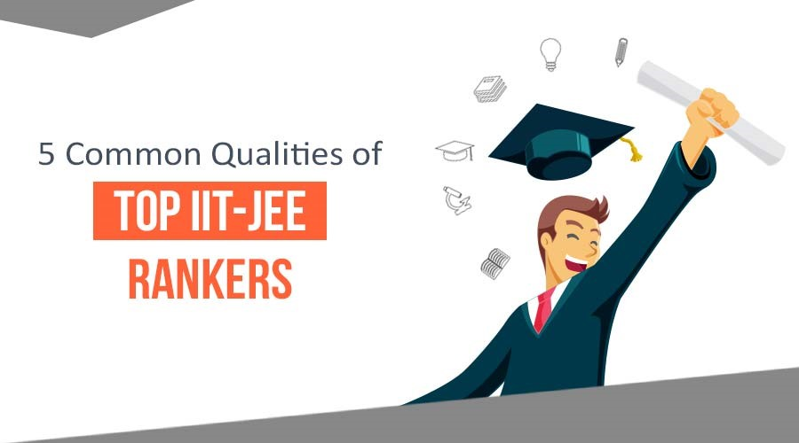 How is a Top 100 IIT-JEE Ranker different from other Aspirants?