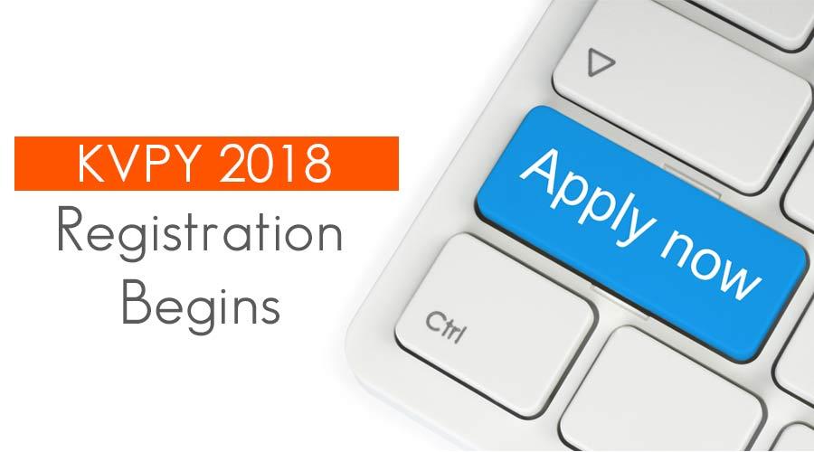 KVPY 2018: Online Applications Has Begun