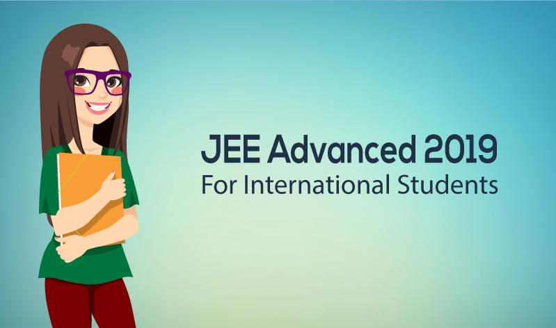 jee advanced for international students