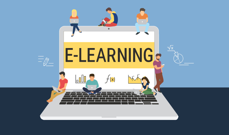 Why Learning in An App Is So Much Better?