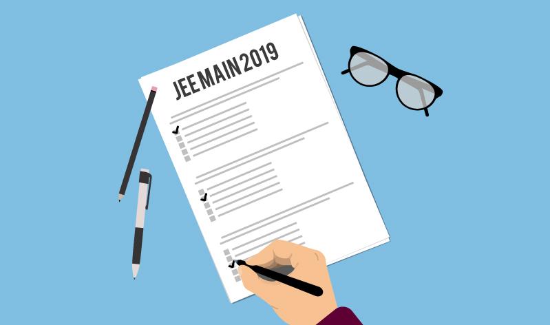 jee main April 2019 application