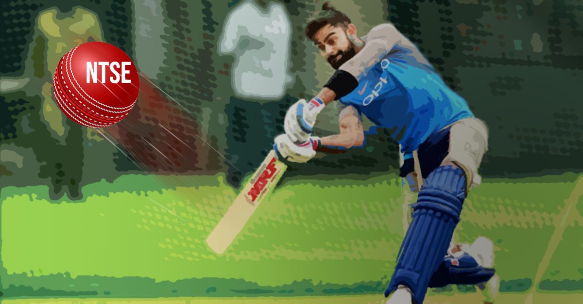 Net Practice for NTSE: Knock It Out Of The Park Like Virat Kohli